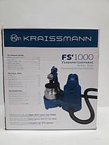 Краскопульт  KRAISSMANN FSР 1000, фото 2
