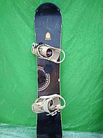 Сноуборд Burton royale 158 см + кріплення Burton