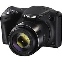 Компактный фотоаппарат Canon PowerShot SX420 IS Black