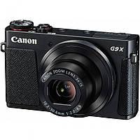 Компактный фотоаппарат Canon PowerShot G9 X Black