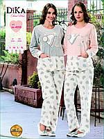 Домашняя одежда Dika - Пижама женская 4555 S
