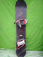 Сноуборд Citarus 156 см + кріплення