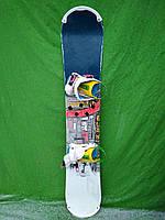 Сноуборд Elan 145 см + кріплення