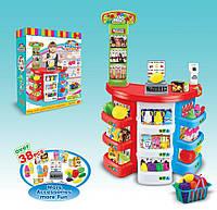 Магазин Супермаркет детский игровой набор 922-06