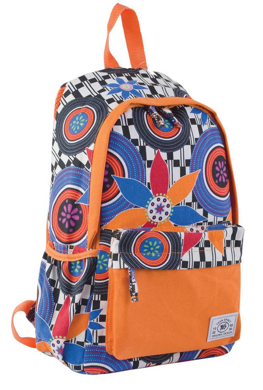 Городской тканевый рюкзак . 40*26.5*13