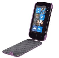 Чехол Melkco Leather Case Jacka Nokia Lumia 510 Purple