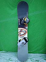 Сноуборд Burton Cruizer 164 см + кріплення Burton