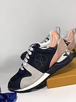 Модные женские кроссовки LOUIS VUITTON new