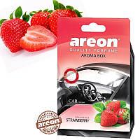 Ароматизатор воздуха Areon Aroma Box Strawberry