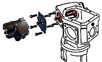 Приспособление на гур под НД на трактор МТЗ-80/82