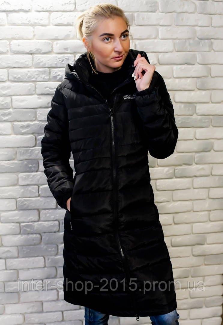 4aa2b2aedcc Женское пуховое пальто Jack Wolfskin HELIUM DOWN COAT - INTER SHOP в  Харькове