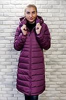 Женское пуховое пальто Jack Wolfskin HELIUM DOWN COAT