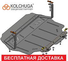 Защита двигателя Volkswagen Caddy (2011-2019) Кольчуга