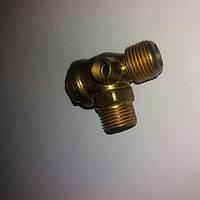Обратный клапан на компрессор