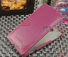 Чохол Melkco Leather Case Jacka HTC WP 8S / Rio-пурпурний