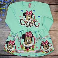 Платье с Минни для малышей Размеры: 1,2,3,4,5 лет (5862-1)