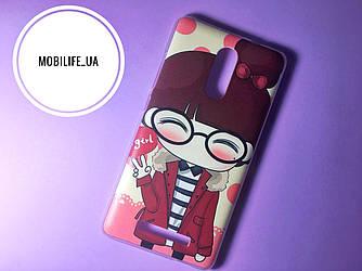 Чехол Xiaomi Note 3 Девочка