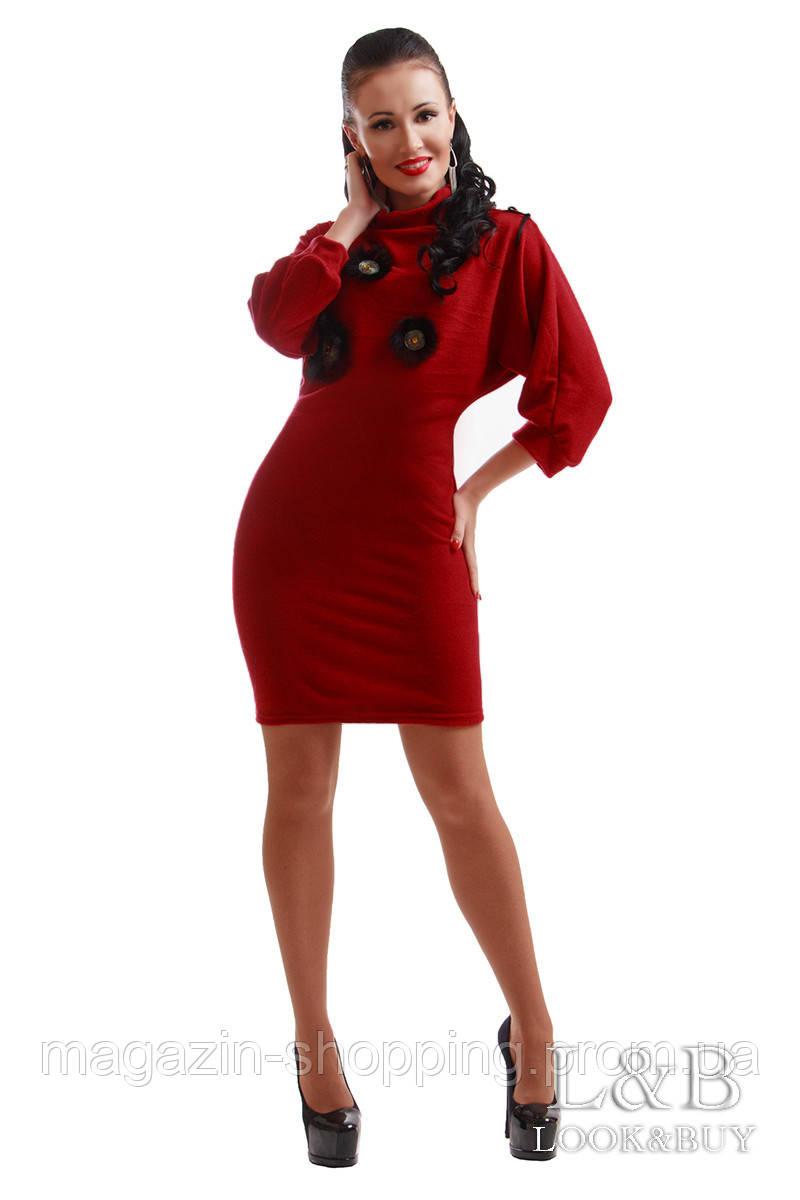 a59a95126d21 Теплое платье