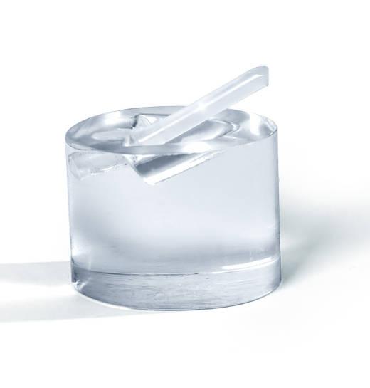 Пенёк для кольца (пластик)  2 х 1,5 см