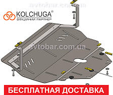 Защита двигателя Skoda Fabia (2007-2014) 1.2 Дизель