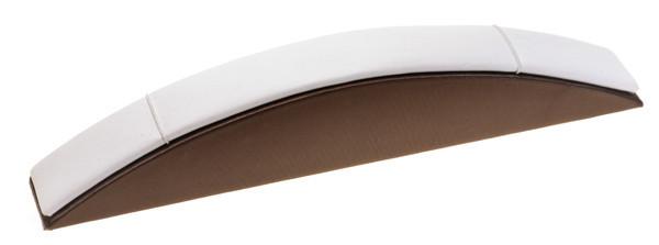 """Подставка """"Под браслет белый шоколад 19,6 х 3 х 3,5 см"""""""