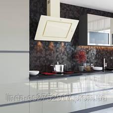Кухонная вытяжкая ELEYUS Venera A 1000 LED SMD 90 (белая,бежевая), фото 3