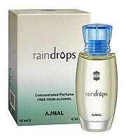Ajmal Raindrops Concentrated parfum 10 ml. женский оригинал