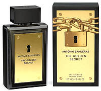 Antonio Banderas The Golden Secret edt 100 ml. мужской оригинал