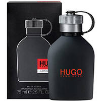 Hugo Boss Hugo Just Different edt 75 ml. мужской оригинал