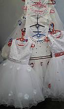 Детское изумительно красивое платье на утренник и Новый Год
