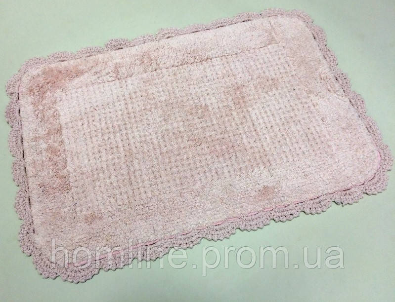 Коврик для ванной Irya Denzi 50*70 розовый