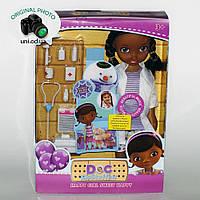 Кукла Доктор Плюшева с набором доктора