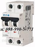 Автоматический выключатель Eaton/Moeller 3pol PL6-C 40А, фото 2