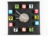 Настенные часы Квадраты