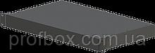 Корпус металевий Rack 1U, модель MB-1260S (Ш483(432) Г262 В44) чорний, RAL9005(Black textured)
