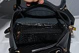 Женская замшевая mini сумка-шоппер Mісhаеl Коrs (в стиле Майкл Корс) с отстёгивающейся косметичкой, фото 10