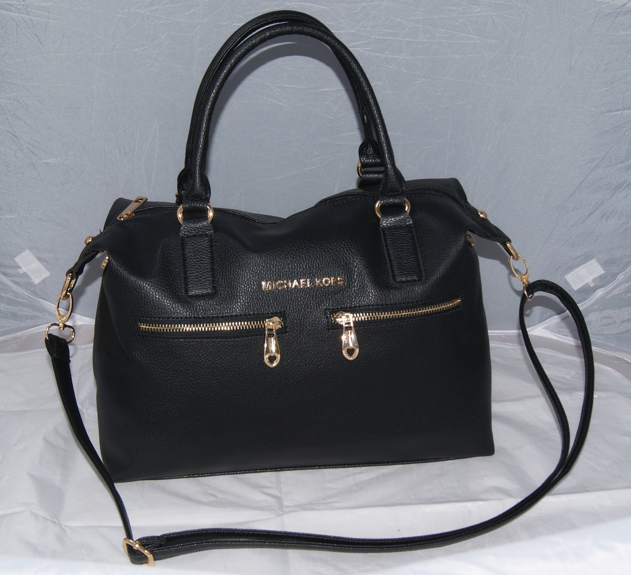 ce32cb6064c4 Черная женская сумка Michael Kors, Майкл Корс, MK, цена 545 грн .