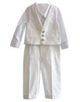 Нарядный костюм-тройка для ребенка