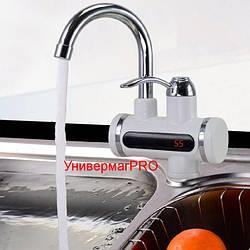 Проточные водонагреватели - краны