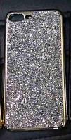 Чехол Rock Crystal IPHONE 7/8 (Silver), фото 1