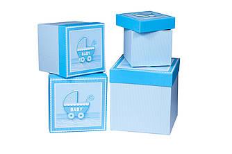 Подарочная коробка 4 шт. в комплекте