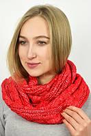 Теплый уютный женский шарф