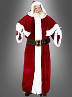 Костюм Деда Мороза с капюшоном