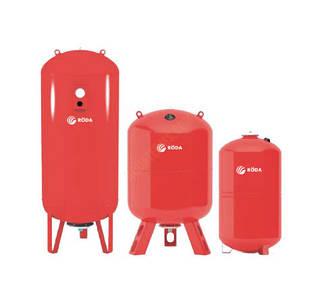 Расширительные баки Roda для систем отопления