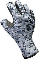 Перчатки рыболовные BUFF Pro Series Angler II Gloves fish camo