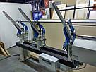 Усозарезная пила Omga V235NC бу полный автомат для порезки профилей MDF, фото 4