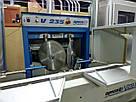 Усозарезная пила Omga V235NC бу полный автомат для порезки профилей MDF, фото 3
