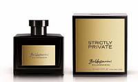 Hugo Baldessarini Strickly Private 90ml . Туалетная вода Оригинал