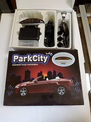 Парктроник Parkcity Riga, фото 2