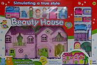 Домик для кукол 32663 (кукла,мебель,аксессуары)